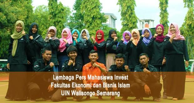 Foto bersama Kru LPM Invest
