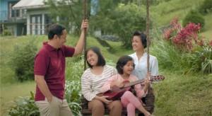 Judul: Keluarga Cemara Jenis Film: Drama Produser: Anggia Kharisma, Gina S. Noer Sutradara: Yandi Laurens Produksi: Sinema Pictures Peresensi: Iswatun Ulia