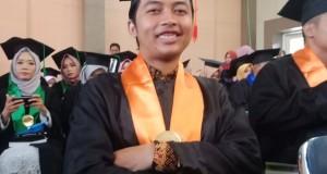 M. Thomy Hilmi Azizy jurusan Ekonomi Islam
