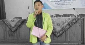 Presiden Dewan Eksekutif Mahasiswa UIN Walisongo Semarang