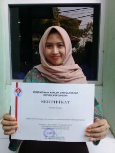 Putri Sinditya Ramadhanti, Owner Keropang Indonesia