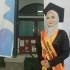 Maya Sofiah, program studi Ekonomi Islam Fakultas Ekonomi dan Bisnis Islam (FEBI).