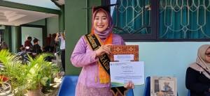 Muflihatul jurusan Akuntansi Syariah angkatan 2016