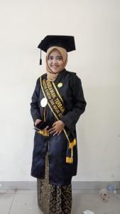 Mahasiswa Jurusan Hukum Ekonomi Syariah angkatan 2016