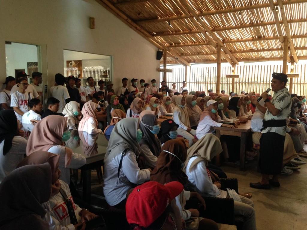 Prodi Ekonomi Islam, Melihat Sisi Wisata Edukasi dan Lingkungan Pod Chocolate