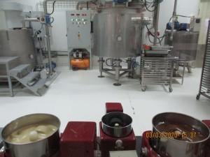 proses pembuatan coklat di Pod Chocolate Bali