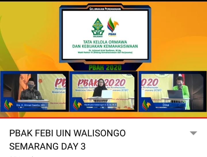 Sumber: Youtube DEMA FEBI UIN Walisongo Semarang