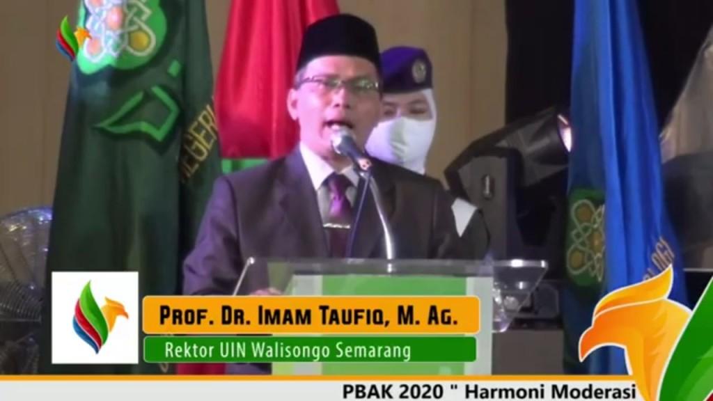 Sumber: Youtube DEMA UIN Walisongo Semarang