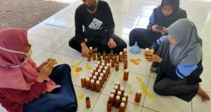 proses pengemasan minuman tradisional