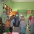 Foto bersama santri TPQ Bustanul Ulum Desa Mantingan Tengah, Jakenan, Pati,