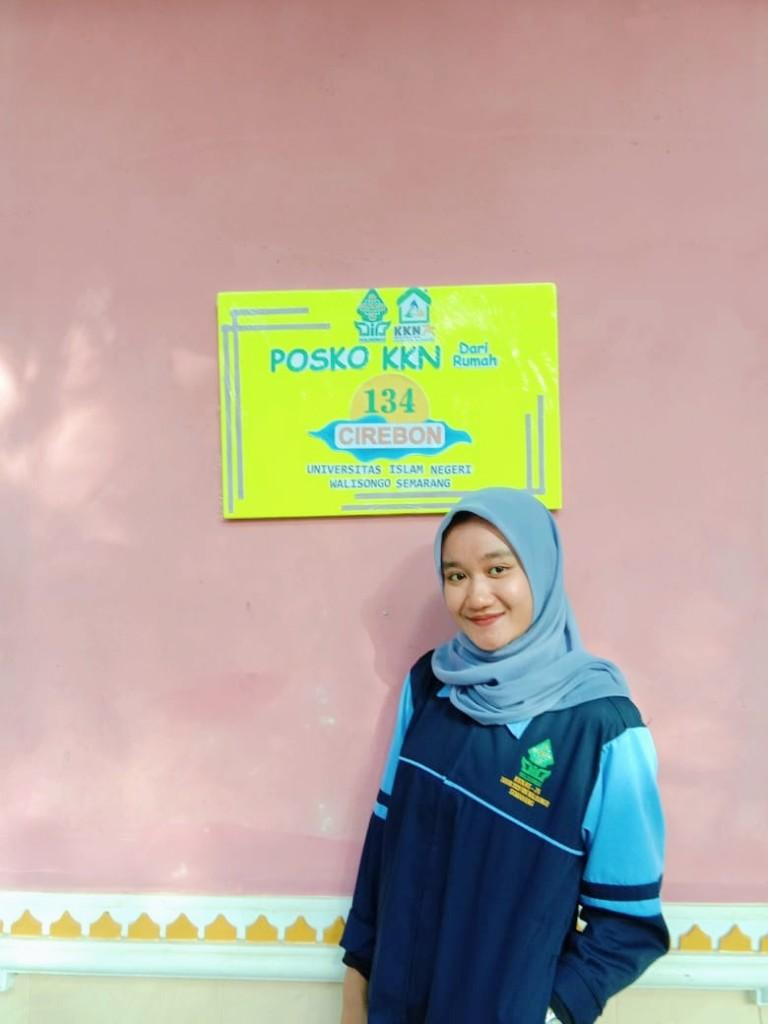Oleh Tika Yuliasari (1703036001) Prodi Manajemen Pendidikan Islam FITK UIN Walisongo Semarang Nomor Kelompok KKN 134