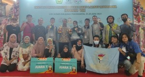 Atlet dari Walisongo Sport Club mewakili UIN Walisongo dalam IPPBMM VIII 2021 di UIN Sunan Kalijaga Yogyakarta