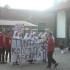 Orasi Aksi berlangsung di samping kantor Fakultas Ilmu Tarbiyah dan Keguruan (FITK)